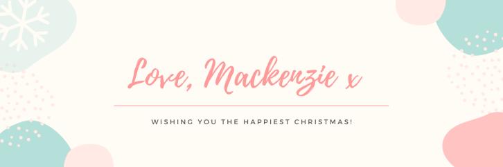 Christmas Love, Mackenzie x
