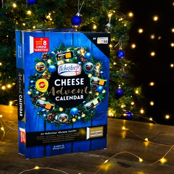 Cheese advent 1