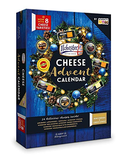 Cheese advent